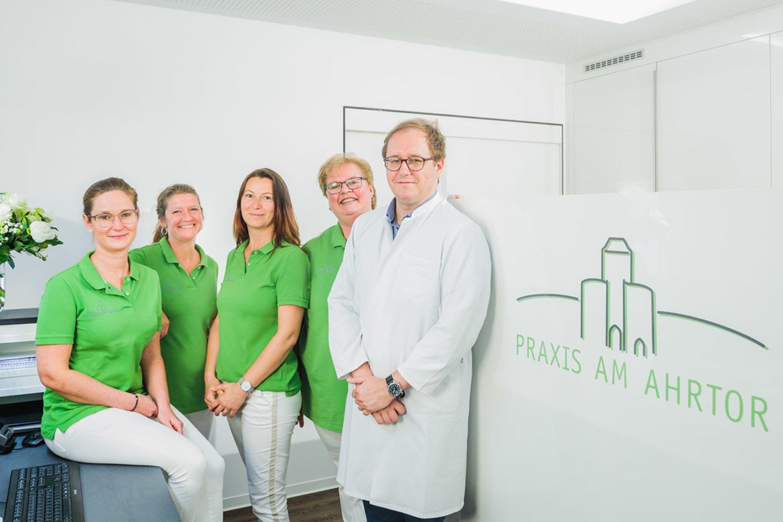Dr. Maschmeyer Praxis am Ahrtor - Hausarzt und Artz in Bad Neuenahr Ahrweiler